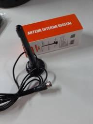 Antena interna para TV uso apartamento