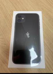 IPhone 11 64Gb Preto (Lacrado)