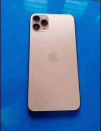 iPhone 11 prom max 256gb gold
