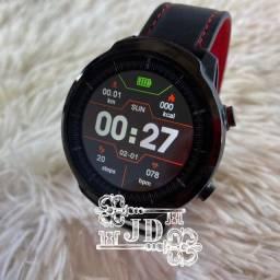 Smartwatch senbono - Pulseira removível, notificações e exercícios físicos
