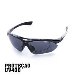Óculos Esportivos Em Promoção e em Várias Cores   Adaptador para Lentes de Grau