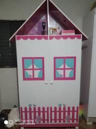 Guarda roupa infantil de casinha