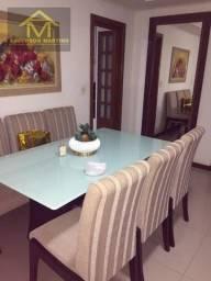 Cód: 16392AM Apartamento 3 quartos na Praia da Costa Ed. Vila Veneto
