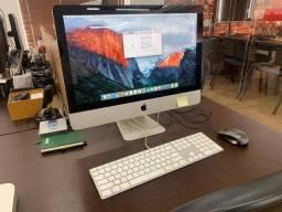 iMac 21,5` I5 8GB 120GB-SSD Mid 2011