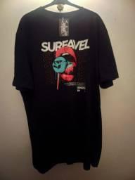 Camiseta Surfavel GG (Nova com etiqueta)