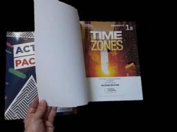 Time Zones 1b - Combo Split + Activity Pack Da Thomas Jeffer