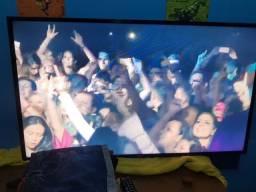Tv Samsung 49 smart tv perfeita