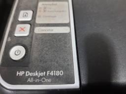 Impressora HP deskjet F4180.