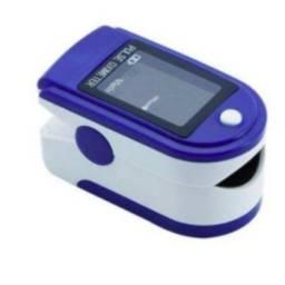 Oxímetro Digital Medidor de Saturação e Frequência Cardíaca - oximetro