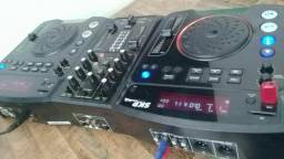 Cdj duplo sd usb disco
