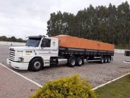 Scania 113/360 Trucado 6x2 cx 8 marchas 97