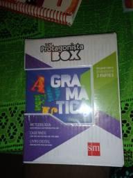 box de Gramática - ensino médio