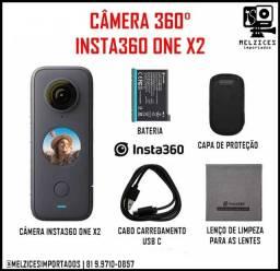Câmera 360° Insta360 One X2