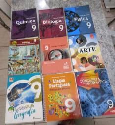 Livros Didáticos 9° ano