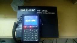Localizador de satélite