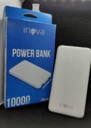 Power Bank inova 10.000/20.000mha