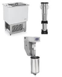 maquina de açaí ou sorvete completa