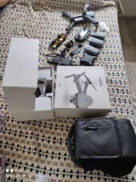 Mavic pro kit fly more 3 baterias novíssimo com acessórios