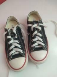 All Star Converse preto