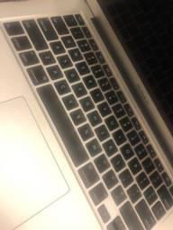 Vendo notebook AirMac usado com defeito
