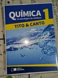 Química 1 Tito e Canto