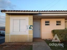 Casa em condomínio com 2 quartos no Condominio Moradas Ponta Grossa - Bairro Boa Vista em
