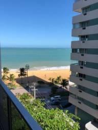 Apartamento 2 quartos na quadra do Mar, 85 metros, vista eterna pro Mar