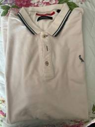 Kit com 4 camisetas polo Reserva pouco uso