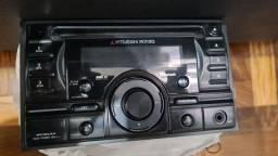 Rádio original Mitsubishi TR4