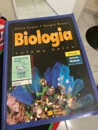Livro Biologia Volume Único (Sônia Lopes e Sergio Rosso)