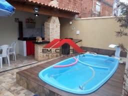 LFL - (Cód. SP2024)  Maravilhosa Casa 2 Quartos em São Pedro da Aldeia