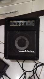 Amplificador Cubo Contra Baixo Mackintec Demolidor 30