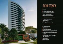 Título do anúncio: TC- Ultimas unidades! Apartamentos com 85m² nas Graças! 100% Nascentes e Lazer Completo!