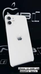 iPhone 12 64GB garantia Apple + Brindes