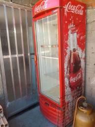 Vendo freezer e expositor coca cola