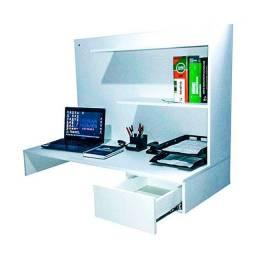 Mesa Bancada Estudo Suspensa Alemódulos LxAxP=120x90x46,5cm em MDF - mesa0020