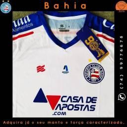 Camisa Bahia away 21/22