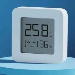 Xiaomi mijia bluetooth 4.2 termômetro higrômetro 2 tela lcd digital temperatura umidade