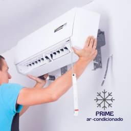 Fazemos instalação e remoção em aparelhos de ar-condicionado residencial