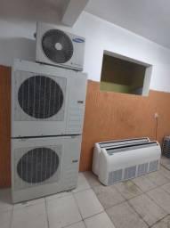 Unidade Condensadora Rheem 30.000 BTUs Só Frio  220  monofásico Convencional R22