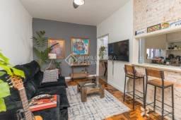 Apartamento à venda com 1 dormitórios em Petrópolis, Porto alegre cod:337656