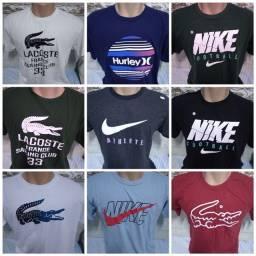 Promoção camisetas top M G GG