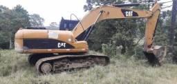 Vendo Escavadeira Cat 320D
