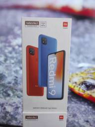 SALDÃO DE JANEIRO! Redmi 9 64 4 de RAM da Xiaomi.. Novo LACRADO Garantia entrega!