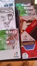 Apostilas Poliedro medicina