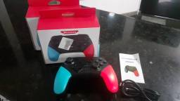 Controle Pro Nintendo switch bluetooth pronta entrega no brasil