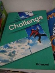 Livros colégio Dom Cesar Gama 3 ano Ensino médio