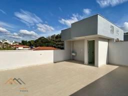 Cobertura com 3 quartos à venda, 105 m² por R$ 448.000 - Itapoã - Belo Horizonte/MG