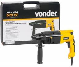 Martelete Perfurador/rompedor Vonder, Novo, garantia 99354.8026