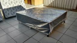 Oferta do dia!!! cama box casal novinha no plástico